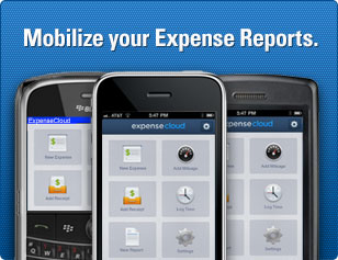 Mobile Expense Apps